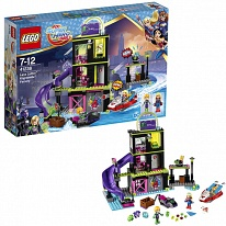 Lego Super Hero Girls 41238 Лего Супергёрлз Фабрика Криптомитов Лены Лютор