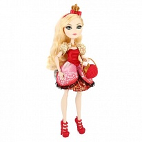 Mattel Ever After High BBD52 Эппл Уайт