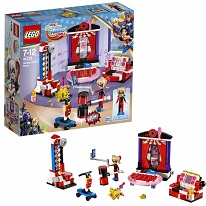 Lego Super Hero Girls 41236 Конструктор Лего Супергёрлз Дом Харли Квинн